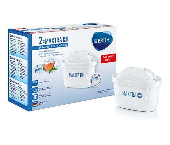 BRITA Maxtra Plus Su Arıtma Filtresi İkili