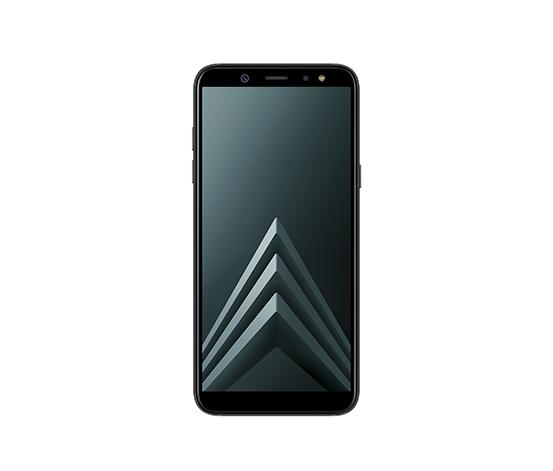 Samsung Galaxy A6 (2018), schwarz