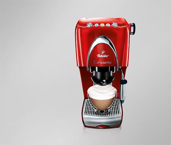 Cafissimo CLASSIC Hot Red