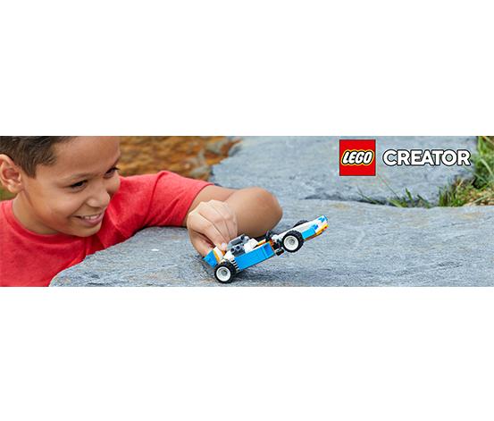 LEGO® Creator Olağanüstü Araçlar