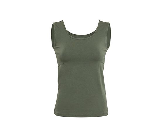 Basic Askılı Kadın Tişört