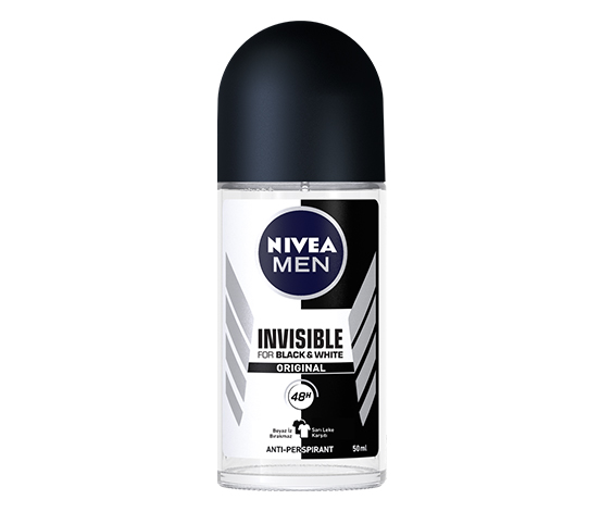 NIVEA INVISIBLE BLACK&WHITE POWER ROLL-ON 50ML ERKEK