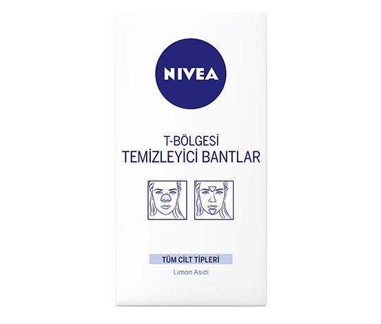 NIVEA T- BÖLGESİ TEMİZLEYİCİ BANT 6ML