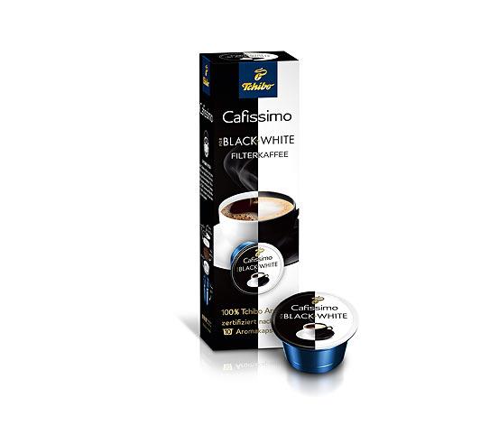 Novinka: Cafissimo FOR BLACK'N WHITE – 10 kapslí