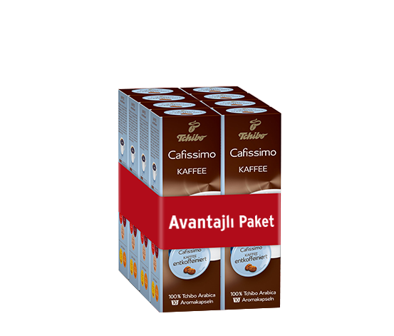 Coffee Decaffeinated  Avantajlı Paket