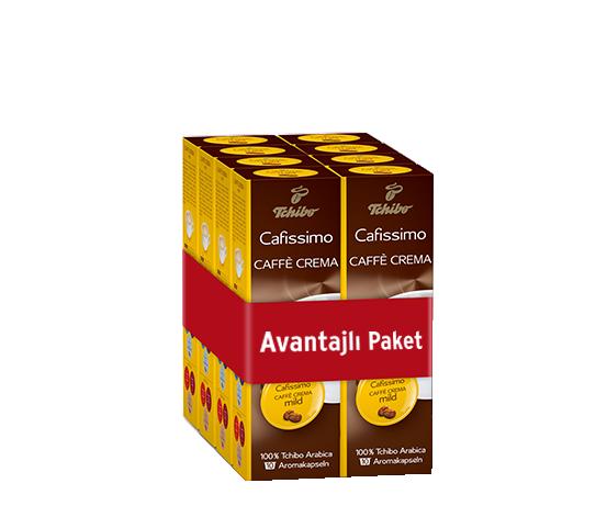Caffè Crema Fine Aroma 80 Adet Kapsül Avantajlı Paket