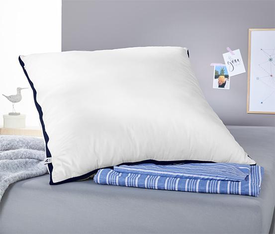 İrisette® İklim Bantlı Baş Yastığı, yakl. 80 x 80 cm