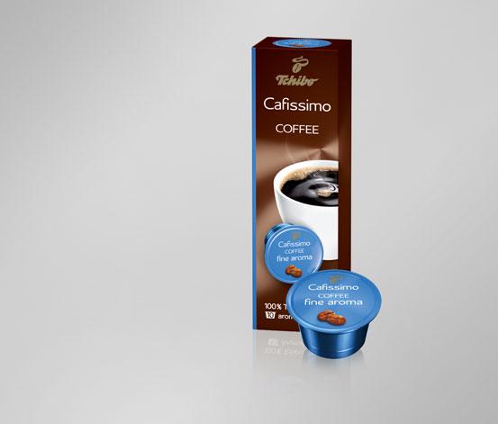 Coffee Fine Aroma 10'lu Kapsül Kahve