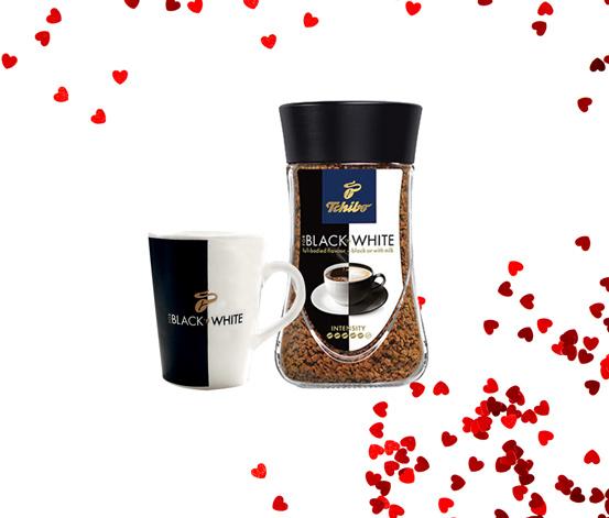 Black'N White Kahve Hediye Seti