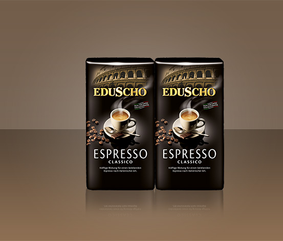 2 kg Espresso Classico - Ganze Bohne