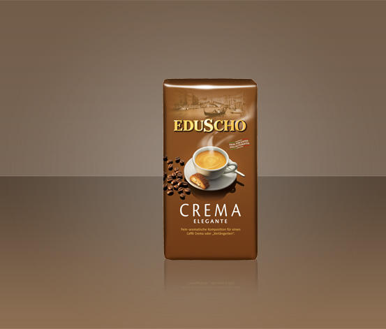 1 kg Crema Elegante - Ganze Bohne