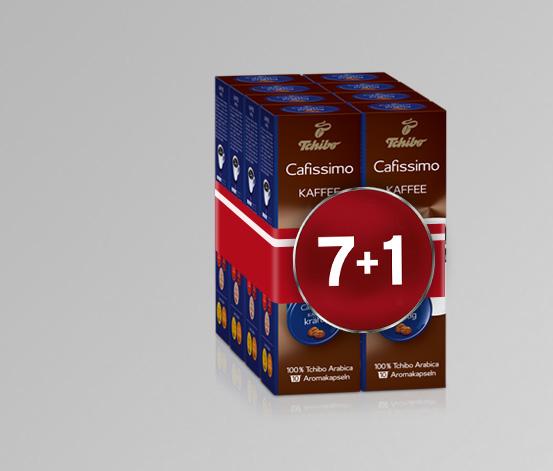 80 kapsułek  kawy Kaffee kräftig