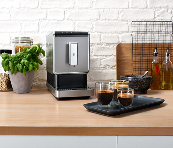 Plnoautomatický  kávovar Esperto Caffè 1.0