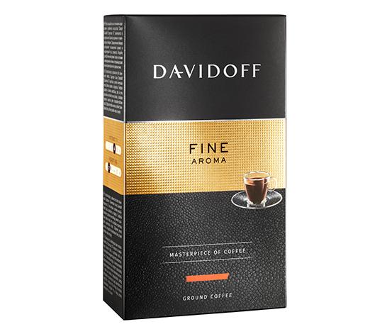 DAVIDOFF Fine Aroma Öğütülmüş Filtre Kahve 250g