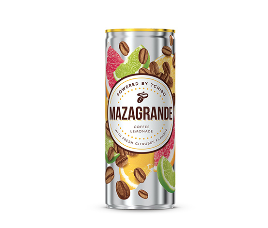 Mazagrande Fresh Citrus, 12 ks