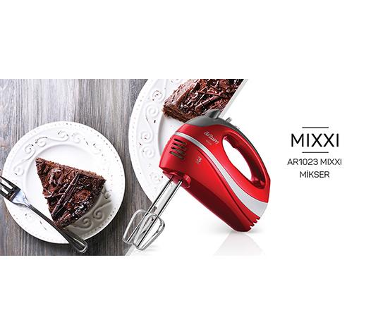 Kırmızı Arzum Mixxi Mixer