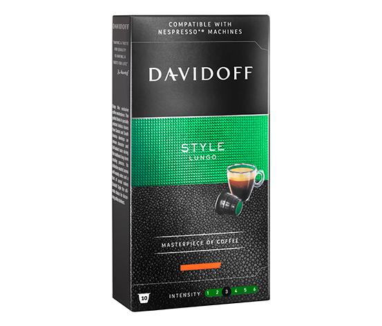 DAVIDOFF Style 10'lu Kapsül