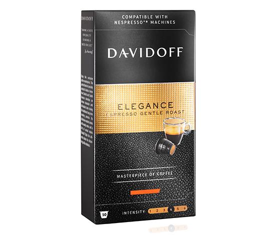 DAVIDOFF Elegance 10'lu Kapsül