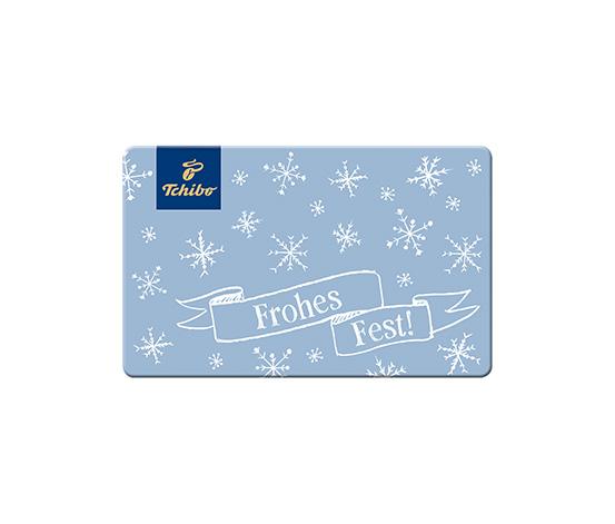 E-Mail Geschenkkarte Frohes Fest