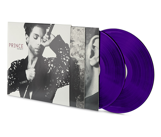 "Double LP ""Prince - The Hits 1"""