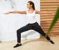 Beyaz Ve Siyah 2 Adet Organik Pamuklu Uzun Atlet