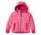 Lányka softshell dzseki, rózsaszín