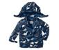 Ciepłochronna kurtka przeciwdeszczowa