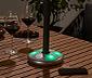 LED-Schirmleuchte mit Bluetooth®-Lautsprecher
