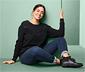 Sweter z bawełną ekologiczną