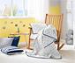 Bawełniane poszewki na poduszki w marynistyczne wzory, 3 sztuki