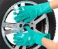 Multifunkčné rukavice na čistenie