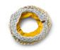 Pletená kruhová šála