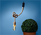 LED-Outdoor-Filamentleuchte
