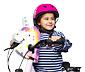 Accessoire de guidon pour enfants «Licorne »
