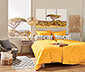 Teppich, ca. 70 x 140 cm