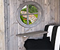 WEKA-Sitzlaube »Merano«, grau