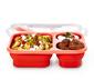 Összecsukható ételhordozó doboz