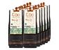Qbo Premium Coffee Beans »Kooperative Baragwi« Filterkaffee Mild, 12 x 250 g, Ganze Bohne