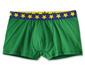 Boxerky, zeleno-modro-žluté