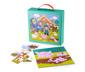 Puzzle-Koffer »Bauernhof«