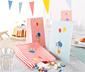Çok Renkli Çocuk Doğum Günü Seti
