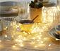 LED-es mikro égősor, csillag