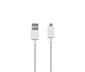 Beyaz Samsung USB Veri Kablosu