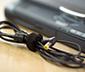 tesa® On & Off Cırt Bant Kablo Toplayıcı,5m:10mm, siyah