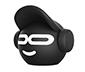 Siyah iDance Beat Dude Mini Bluetooth Hoparlör
