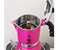 Bialetti Moka Pot 3 Cup Pembe