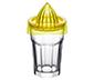 Paşabahçe Zest Sıkacak Aparatlı Bardak Sarı