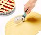 Nóż do krojenia pizzy i wycinania makaronu, 2 w 1
