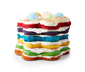 Formy na pečenie viacvrstvových tort, 3 ks