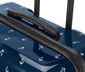 Hartschalen-Koffer, gross